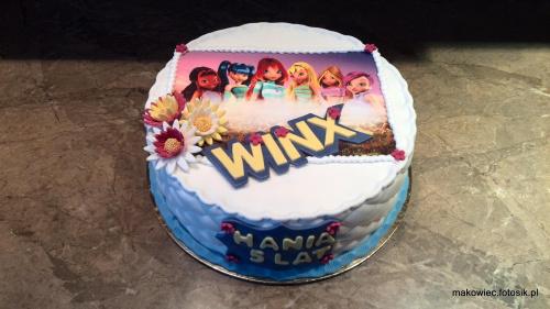 Winx dla Hani #tort z #winx #tort #dla #dziewczynki #czarodziejki #winx #tort #okolicznościowy
