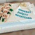 Chrzest krystiana #chrzciny #tort na #chrzciny #tort #okolicznościowy #tort #dla #dzieci
