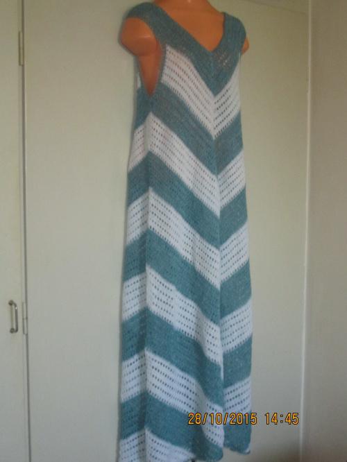 sukienka- pasiaczek