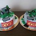 COBI mała armia #cobi #mała #armia #lego #klocki #lego #żołnirze #czołg #armata #torty #okazjonalnee