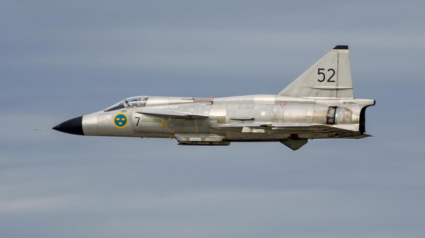 Saab AJS37 Viggen, Swedish Air Force Historical Flight (SwAFHF)