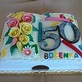 #tort #okazjonalny #tort #urodzinowy #torty #tort #piędziesiątka #książka #urodzinowa