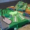 Czołg dla Kuby #czołg #tort #wojskowy #tort #dla #chłopca #tort #okolicznościowy #torty #tort #urodzinowy