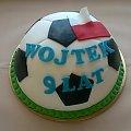 Tort piłka dla Wojtka #piłka #tort #dla #chłopca #tort #okolicznościowy