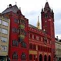 Basel.Ratusz