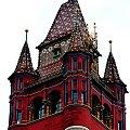 Basel.Wieza ratuszowa
