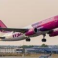 Airbus A 320-232, Wizz Air, Gdańsk (EPGD) z dedykacją dla Asi