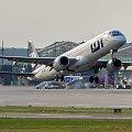 Embraer 190-200 LR, LOT Polish Airlines, (EPGD)