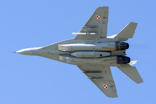 Mikoyan Gurevich MiG-29A Fulcrum, Poland - Air Force