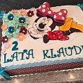 Myszka Mini dla Klaudii #mini #mini #tort #dla #dzieci #torty #dla #dziecka #tort #dla #dziewczynki #tort #myszka #mini