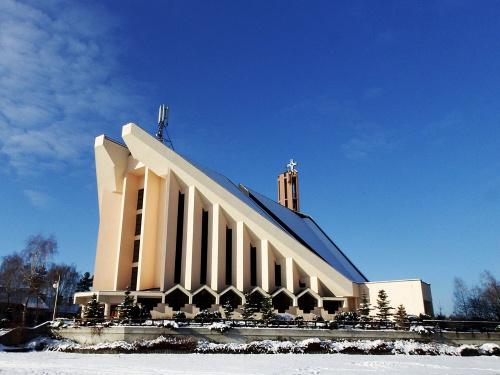 Kościół pw Ducha Św. i N.M.P.